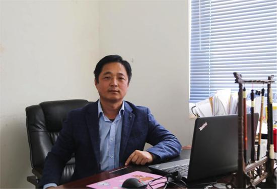 大昌高速项目负责人孙孟东