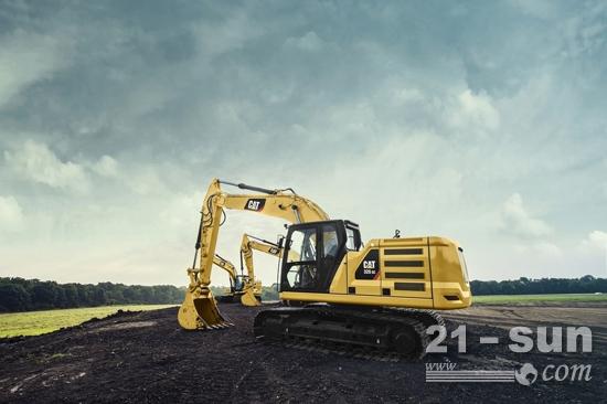 新一代Cat<sup>&reg;</sup> 320 GC挖掘机