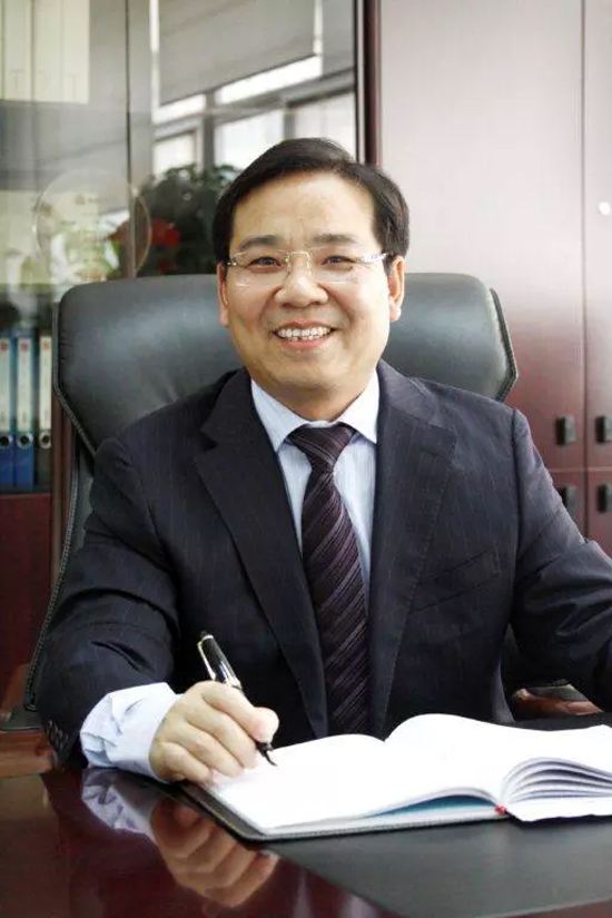 三一重工副总裁、国际部总监周万春
