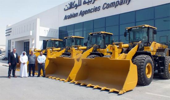 山东临工装载机克服恶劣环境助卡塔尔工厂降成本增收益