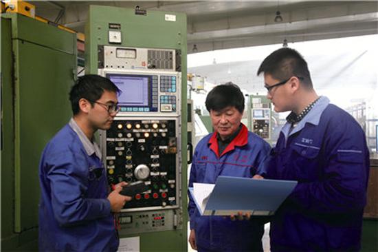 瓦轴电气专家让生产线活力十足