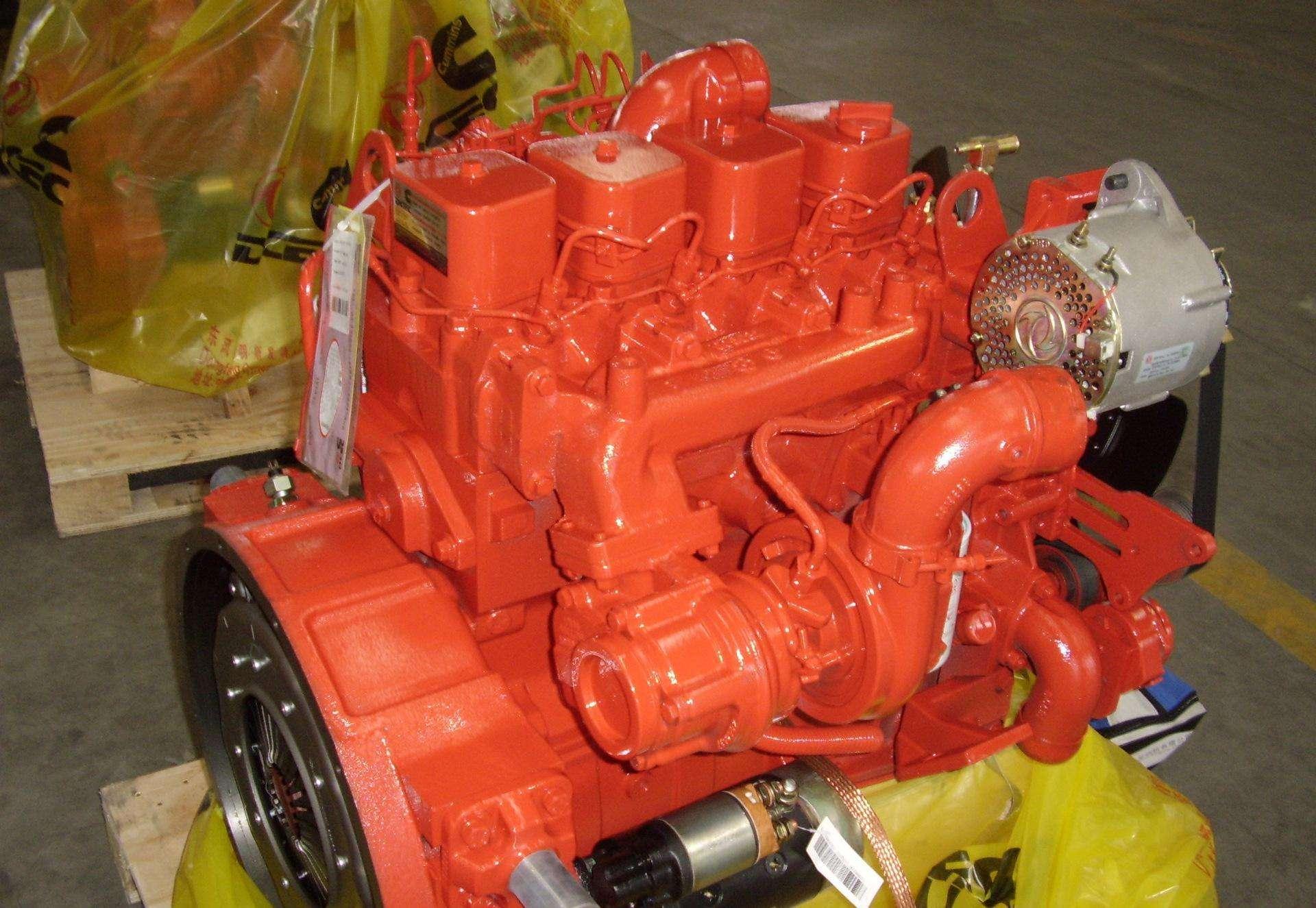 康明斯柴油机维修两例