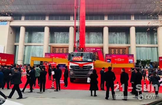 SANY-V力无比-国五混凝土成套装备2018春季订货会