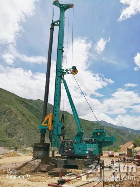 SWDM600W旋挖钻机