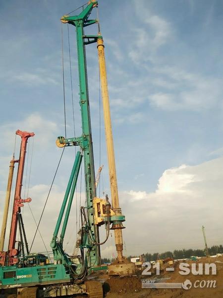 SWDM520旋挖钻机