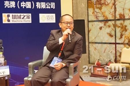 壳牌(中国)有限公司高级润滑技术顾问王小平