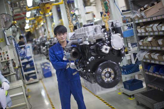 位于中国无锡的Perkins工厰与2008年开始投产