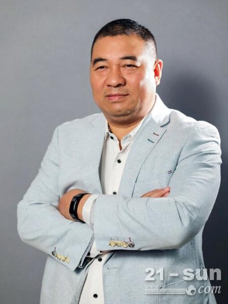 长沙宏银机械有限公司董事长赵红哲