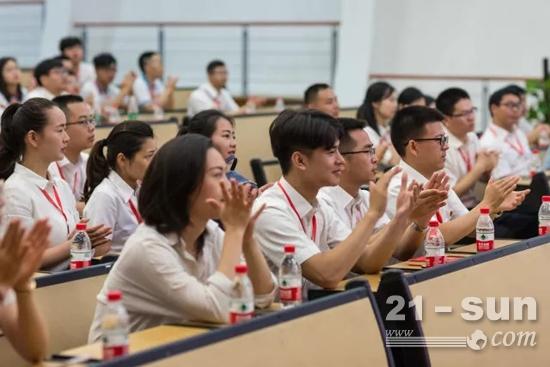 参加本次大会的团员代表来自集团各事业部、子公司和职能部门