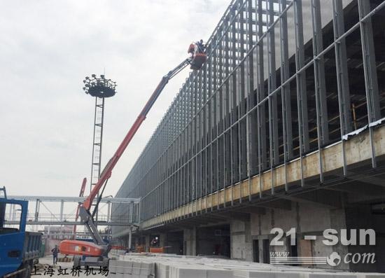 上海虹桥机场应用