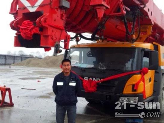 龚晓东,湖南大驰的高级售后服务工程师
