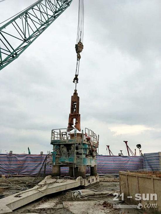 恒大集团有限公司投资建设的深圳恒大中心项目