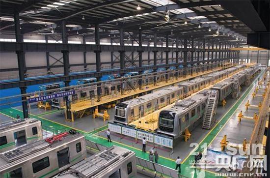 成都新津:集聚产业合力 打造世界轨道交通产业高地