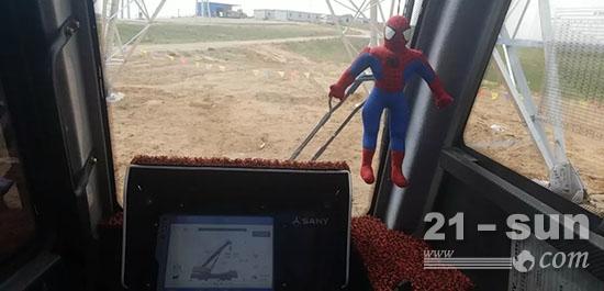 蜘蛛侠玩偶
