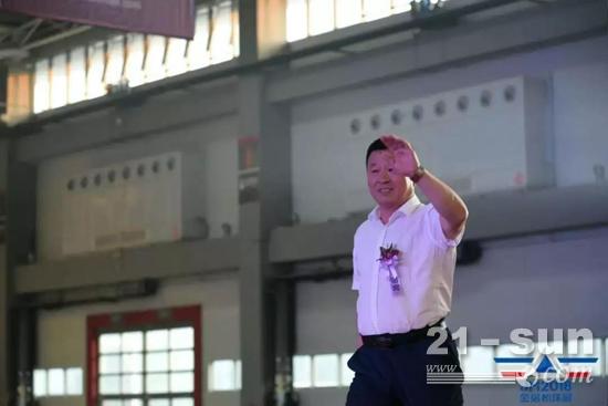 吉林省通用机械(集团)有限责任公司董事长、党委书记、总经理李吉宝先生