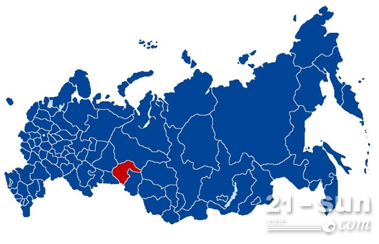 两套沥青混合料搅拌设备发往俄罗斯秋明州(Тюменская область)