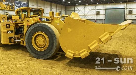 R1300电动铲运装载机(LHD)