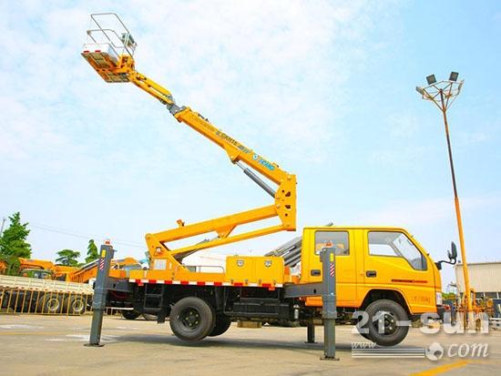 新一代GKH16AJ25 高空作业车