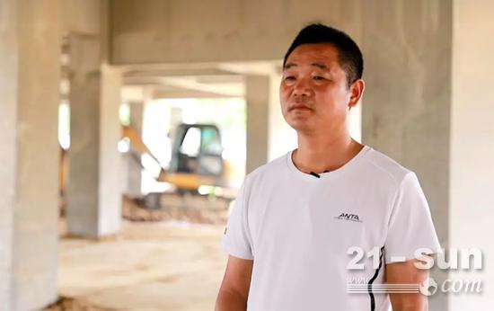 北京昌平区绿化工程公司董事长 孙党根