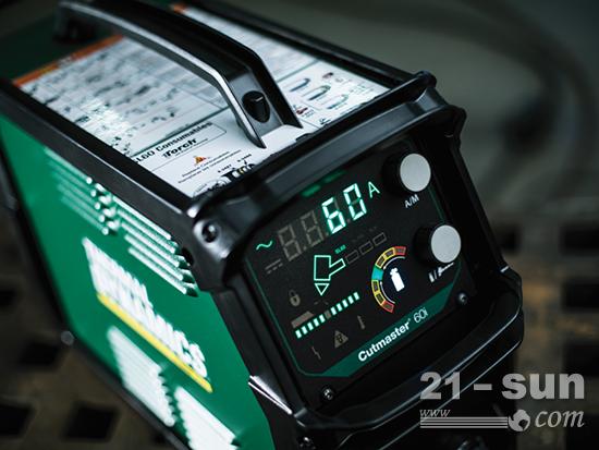 伊萨Cutmaster 60i手持式空气等离子切割系统