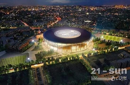已建成的俄罗斯世界杯场馆