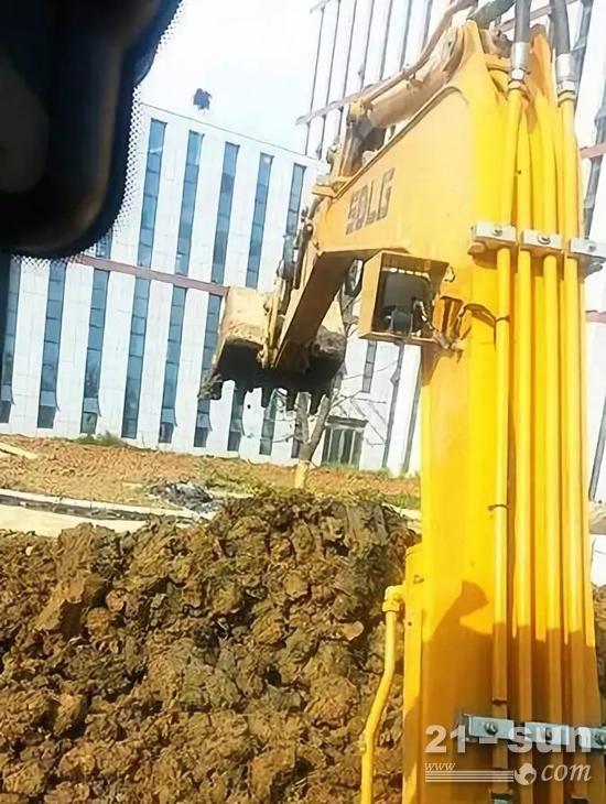 临工60小挖
