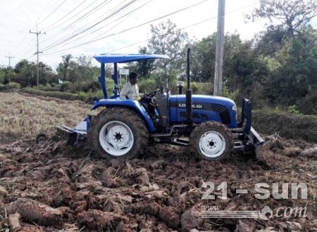 借助中非农业现代化合作计划,雷沃农机产品推广稳中有升