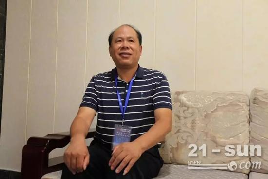 湖州南方矿业有限公司常务副总经理李晓平