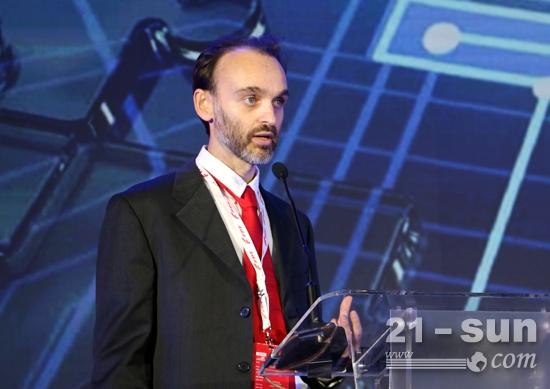 菲亚特动力科技亚太区技术总监马克分享创新产品