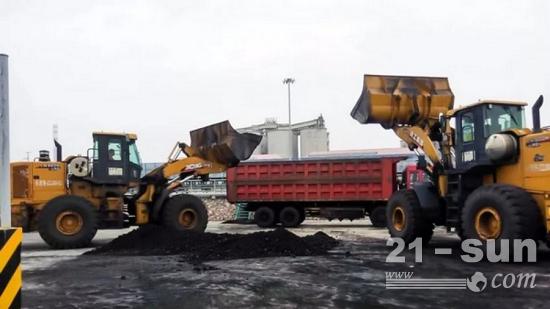 洗煤厂施工
