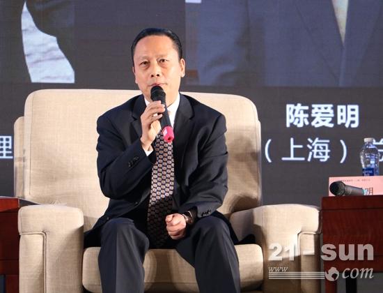 川崎(上海)有限公司总经理陈爱明
