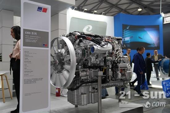 罗尔斯-罗伊斯1300系列发动机