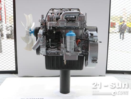 潍柴WP2.3N发动机