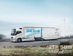 沃尔沃卡车为加速环保进程积极探索!