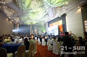 徐工挖机D系列产品推介会在菲律宾成功举办