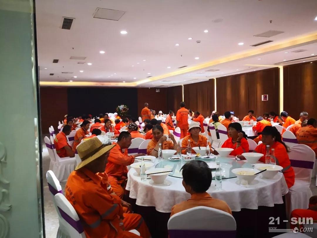 热烈祝贺徐州市工程机械商会第八届伏羊节圆满成功