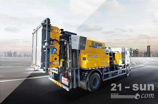 就在明天!行业顶尖技术!徐工成套道路机械即将登陆北京!