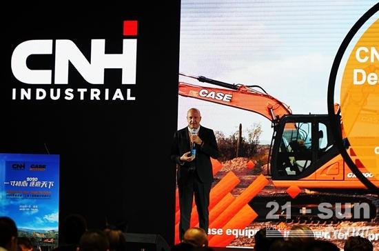 一寸初心,逐鹿天下 2020凯斯纽荷兰工业工程机械经销商大会完美收官