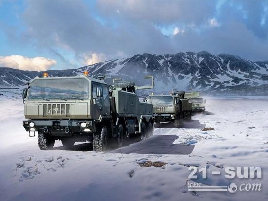 菲亚特动力科技助力依维柯防务车辆供应