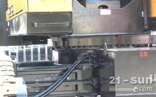 三一SCC850A起重机