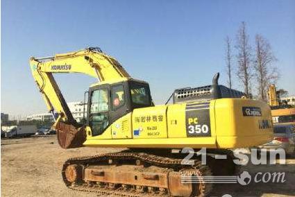 小松环保问题:HB205-1M0挖掘机