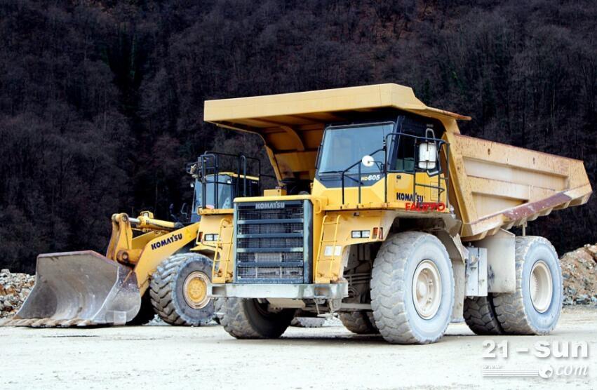 小松新型WA800-8轮式装载机重磅发布