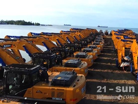 3月挖机行业销量数据发布 长沙工程机械巨头表现出色