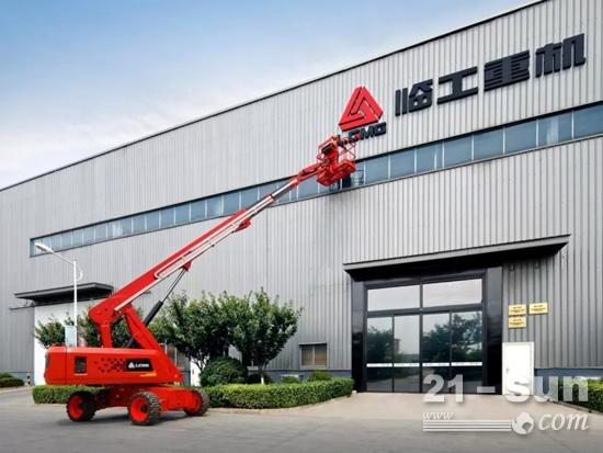 一款备受市场欢迎的直臂式高空作业平台实力推荐