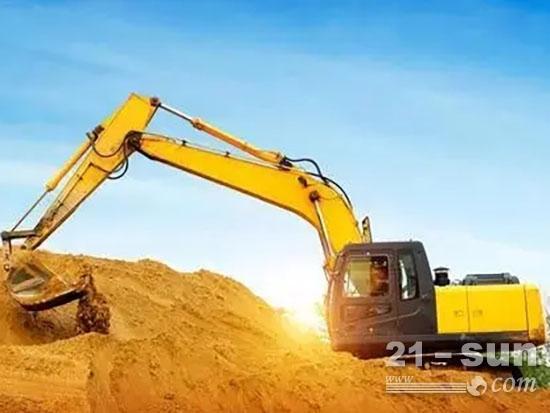 挖掘机产销继续大增,中国经济回暖了?