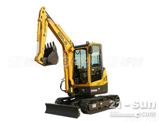 山东临工ER636 F履带式挖掘机特点有哪些