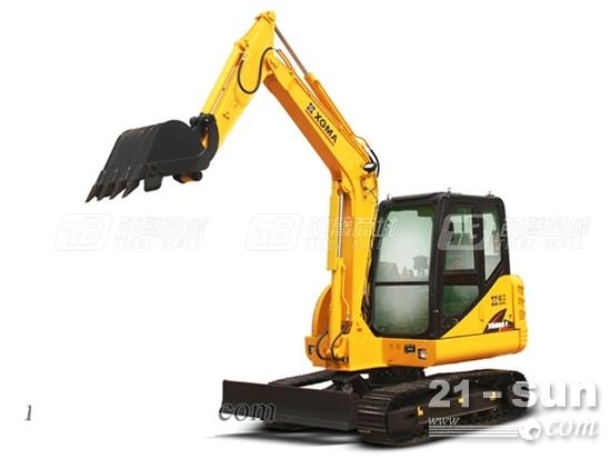 厦工XG806F履带挖掘机受欢迎的原因有哪些