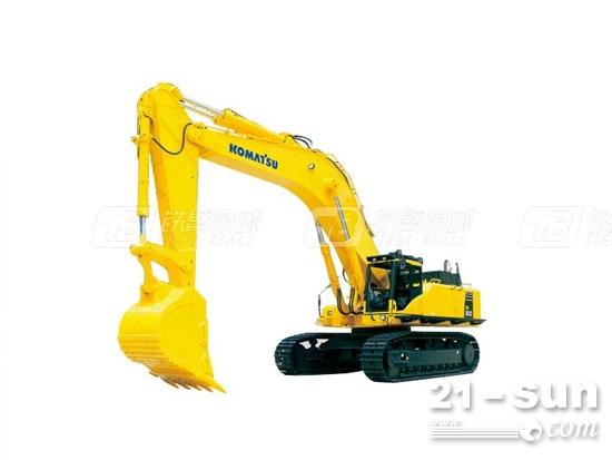小松PC850-8液压挖掘机:高性能,低排放