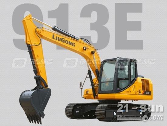 柳工913E履带挖掘机工作能力如何提高?