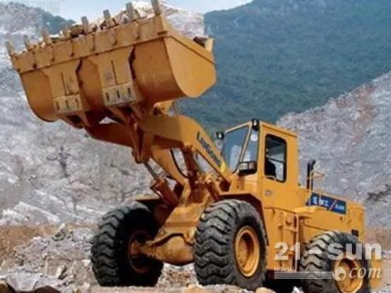 柳工ZL50CN轮式装载机,实现再次跨越升级
